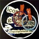 Icon Girl Pistols - Crushed Beneath The Wheels