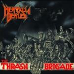 The Thrash Brigade - Cover
