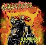 Gravehuffer - Blasphemusic