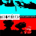 The Satans - Social Justice Warrior - cover