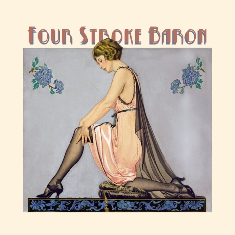 Four Stroke Baron - King Radio