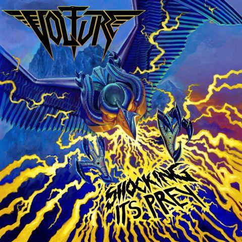 Volture – Shocking Its Prey